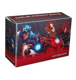 Wizkids (WZK) Marvel DiceMasters: Avengers Age of Ultron Team Box