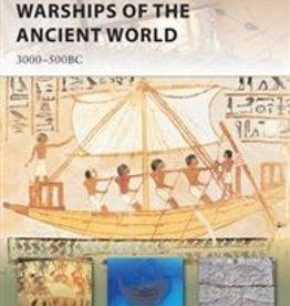 Osprey Publishing (OSP) Warships of the Ancient World 3000-5000 BC (SC)