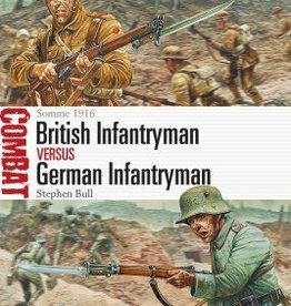 Osprey Publishing (OSP) British Inantryman vs German Infantryman Somme 1916