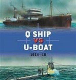 Osprey Publishing (OSP) Q Ship vs U-Boat 1914-18 (SC)
