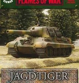 Flames of War (FOW) 15mm Jagdtiger