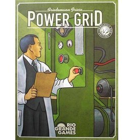 Rio Grande Games (RGG) Power Grid