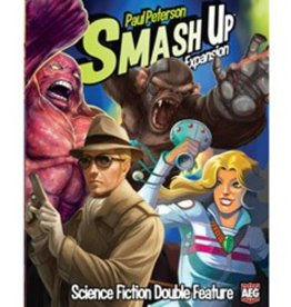 AEG (AEG) Smash Up; Science Fiction Double Feature