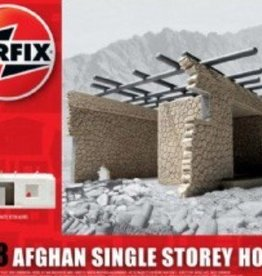 Airfix (ARX) 1/48 Afghan Single Story House (resin)