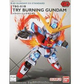 Bandai (BAN) 011 TBG-011B TRY BURNING GUNDAM SD EX-STANDARD