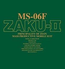 Bandai (BAN) 1/60 MS-06F ZAKU Ii GREEN PG (Perfect Grade)