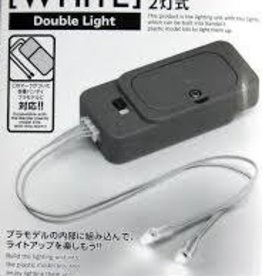 Bandai (BAN) LIGHTING UNIT 2 LED TYPE WHITE