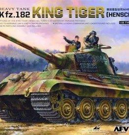 Meng (MGK) 1/35  SD KFZ.182 KING TIGER HENSCHEL