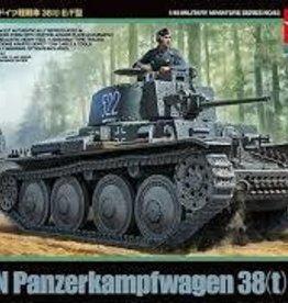 Tamiya (TAM) 1/48 German PzKw38t Ausf.E/F
