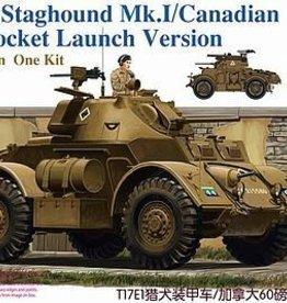 Bronco Models (BOM) 1/48 TI7EI STAGHOUND MK I/CAN