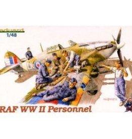 Eduard (EDU) 1/48 RAF WWII Personnel