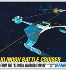 AMT (AMT) Star Trek Klingon B Crusier