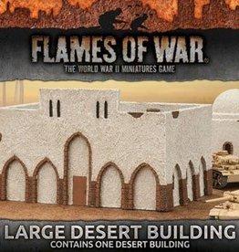 Flames of War (FOW) 15mm Large Desert Building
