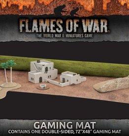 Flames of War (FOW) Battlefield in a Box Gaming Mat 48x72