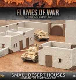 Flames of War (FOW) 15mm Small Desert Houses