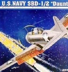 Trumpeter Models (TSM) 1/32 US Navy SBD-1/2 Dauntless Marine Air Grp 11