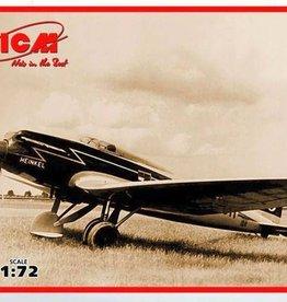 ICM Models (ICM) 1/72 He 70G-1 German Passenger