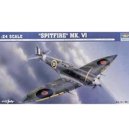 Trumpeter Models (TSM) 1/24 Spitfire Mk VI