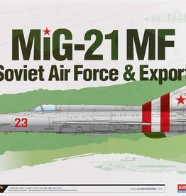 Academy/Model Rectifier Corp. (ACY) 1/48 MIG 21 SOVIET AIR FORCE