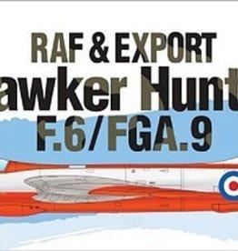 Academy/Model Rectifier Corp. (ACY) 1/48 RAF &EXPORT HAWKER HUNTER