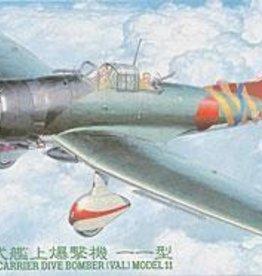 Hasegawa (HSG) 1/48 Aichi D3A1 Tp 99 Val