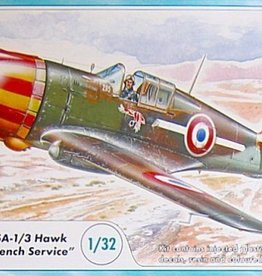 Azur (AZU) 1/32 H-75A-1/3 Hawk French Service