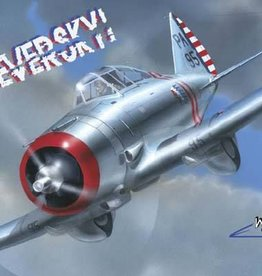 Williams Bros (WBR) 1/32 P-35 SEVERSKY