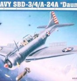 Trumpeter Models (TSM) 1/32 US Navy SBD-3/4/A-24A Dauntless