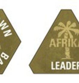 Flames of War (FOW) Afrika Korps Token