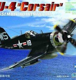 Hobby Boss (HBO) 1/72 F4U-4 Corsair