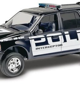 Revell Monogram (RMX) 1/25 SNAP FORD SSV POLICE Expedition