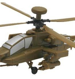 Revell Monogram (RMX) 1/100 SNAP AH-64D APACHE PRE-DECORATED