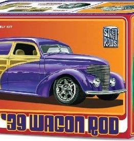 AMT (AMT) 1/25 1939 Wagon Rod