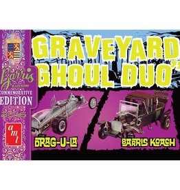 AMT (AMT) 1/25 Graveyard Ghoul Duo, George Barris Edition