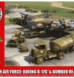 Airfix (ARX) 1/72 Eighth Air Force Resupply Set