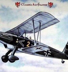 Classic Airframes (CF) 1/48 Arado Ar 68E/F WWII Mkgs