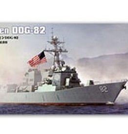 Hobby Boss (HBO) 1/700 USS Lassen DDG-82