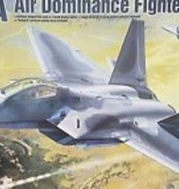 Academy/Model Rectifier Corp. (ACY) 1/48 F22 A Air Dominance Fighter