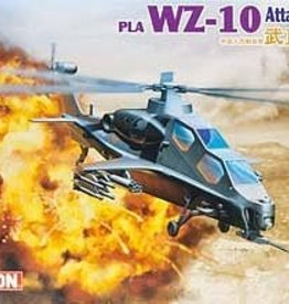 Dragon Models (DML) 1/144 PLA WZ-10 Attack Helicopt