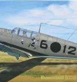Hasegawa (HSG) 1/72 Bf 109E-3 Spanish AF