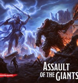 Wizkids (WZK) D&D Assault of the Giants Board Game