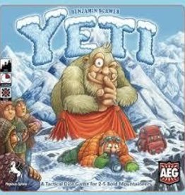 AEG (AEG) Yeti Board Game