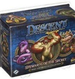 Fantasy Flight (FFG) Descent 2e Stewards of the Secret Hero
