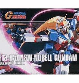 Bandai (BAN) 1/144 GF-13-050NSW NOBELL GUNDAM G GUNDAM HG FC