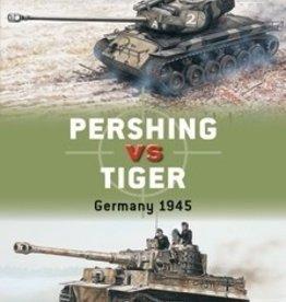 Osprey Publishing (OSP) PERSHING VS TIGER