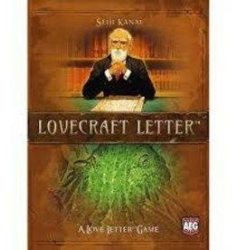 AEG (AEG) Lovecraft Letter