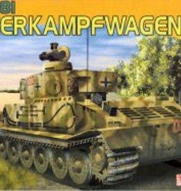 Dragon Models (DML) 1/72 PzKw VI (P)