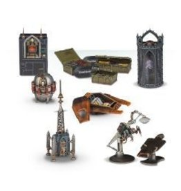 Games Workshop (GAW) Sector Imperialis: Objectives