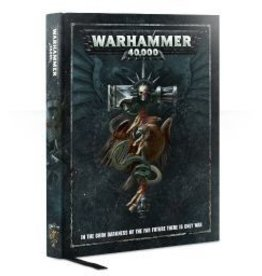 Games Workshop (GAW) 40K: Warhammer 40,000 Rulebook 8th Ed
