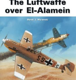 Kagero Books (KAG) Luftwaffe Over El Alamein (SC)